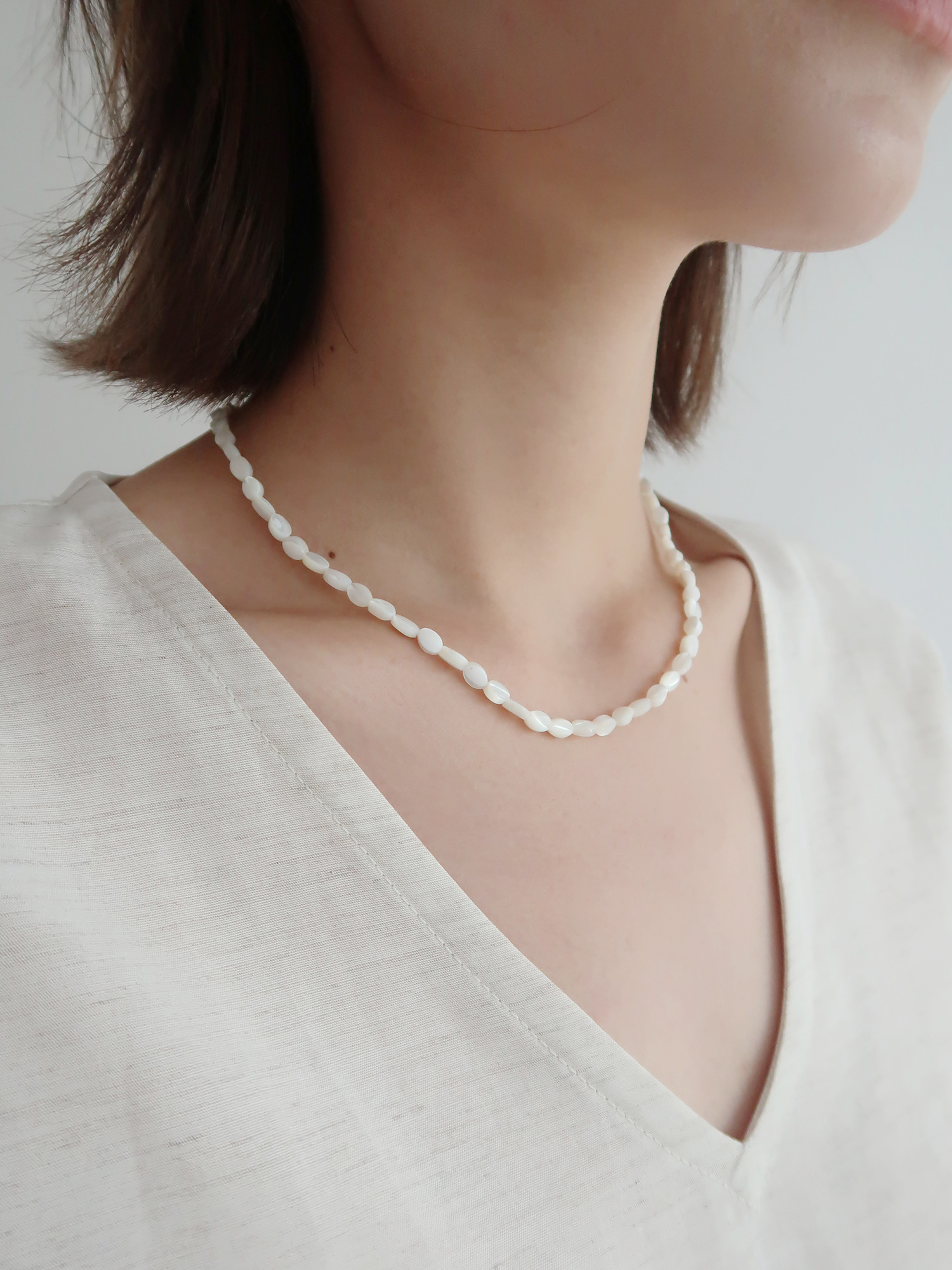 SEA PEARL NECKLACE